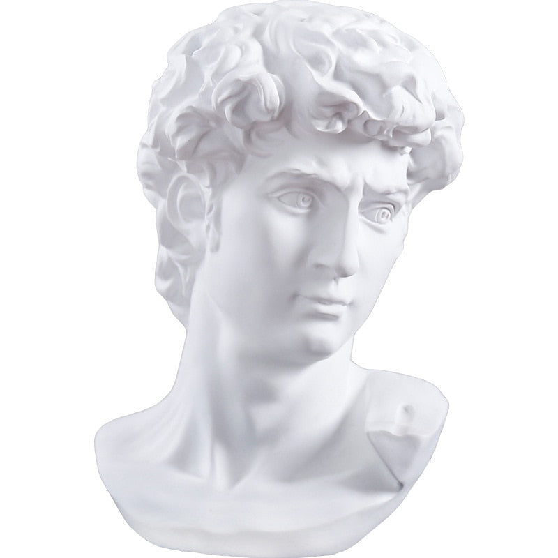 European Greek Character Sculpture