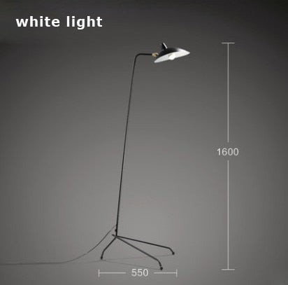 Industrial Loft Iron LED Lamp