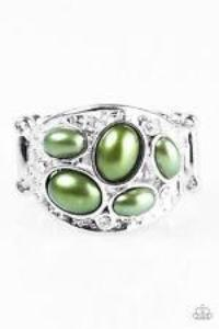 A Grand Scheme * Green * Paparazzi Ring