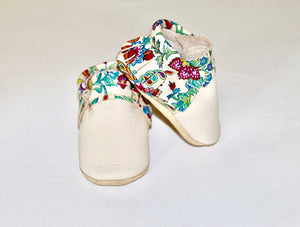 Elegant Flower moccs -Limited Edition