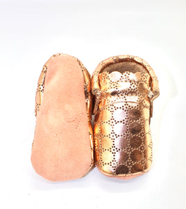 Rose Gold   - Limited Edition Moccs