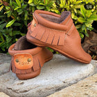 Personalize your Moccasins! What would you like your message to say?