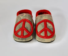 Load image into Gallery viewer, Peace Over War - Moccs
