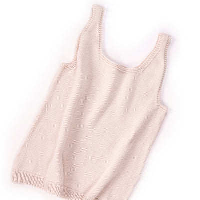 Simple Tank Knit Class