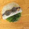 18 Inch Doll Danielle Hat Crochet Pattern