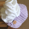 18 Inch Doll Skylar Hat Crochet Pattern