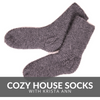Cozy House Socks Knit Class