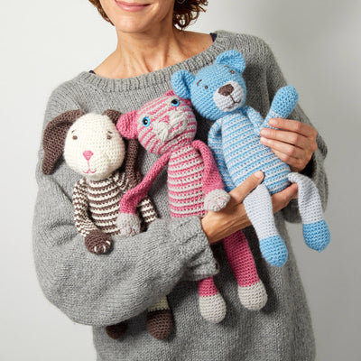 Amigurumi Crochet Kit