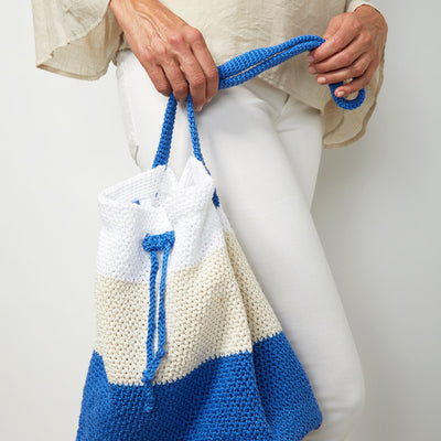 Side Summer Bag Crochet Kit