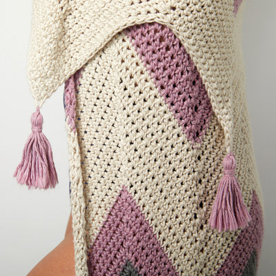Beach Towel Crochet Kit