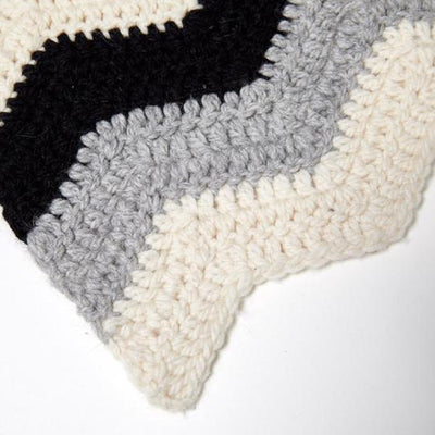 Chevron Blanket Crochet Kit