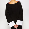 Wide Sleeve Sweater Crochet Kit