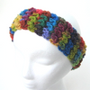 Bienvenue Textured Crochet Pattern Headband Earwarmers