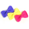 Bow Tie for Headband Crochet Pattern