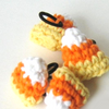 Candy Corn Amigurumi Crochet Pattern