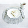 Table Placemat Set Crochet Pattern