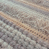 Textured Rug Crochet Pattern