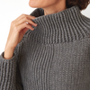 Roll Neck Sweater Crochet Kit