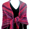 Cozy Boho Shawl Crochet Pattern