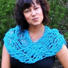 Crochet Pattern Flirty Scarf