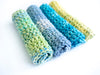 Easy Thick Crochet Wash and Dishcloth Pattern
