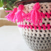 Plant Pot Covers Crochet Kit