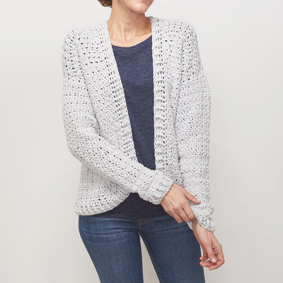 Easy Wear Crochet Cardigan Crochet Pattern