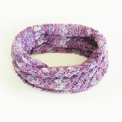Lily Cowl Crochet Kit