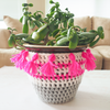 Plant Pot Covers Crochet Pattern