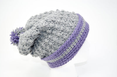 Primrose Stitch Hat Crochet Pattern