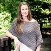 Easy Crochet Poncho Pattern