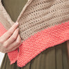 Pop of Color Shawl Crochet Pattern