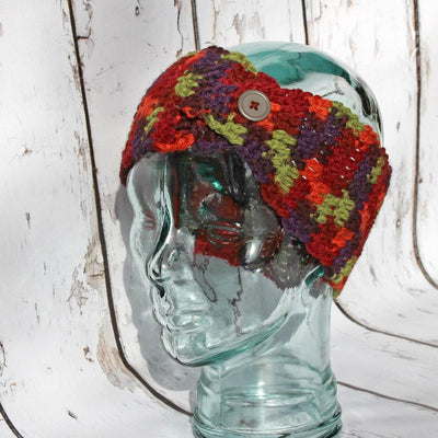 Miah Ear Warmers Crochet Pattern