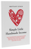 The Simple Little Handmade Income Book