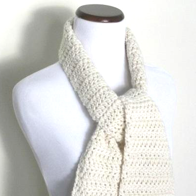 Madison Scarf Crochet Pattern