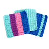 Tulip Textured Dishcloth Crochet Kit