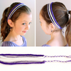 3- Strand Headband Crochet Kit
