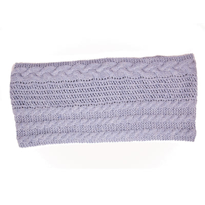 Cable Knit Cowl Knit Kit