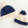 Family Beanie Hats Crochet Kit