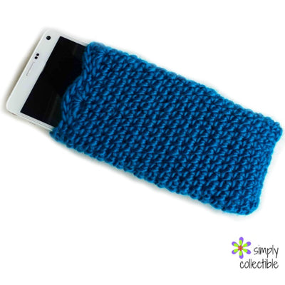 Simplicity Phone Sleeve Crochet Pattern
