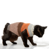 Small Pet Stripy Sweater Crochet Pattern
