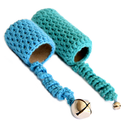 Easy Cat Toy Crochet Pattern