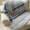Easy Afghan Blanket Crochet Kit
