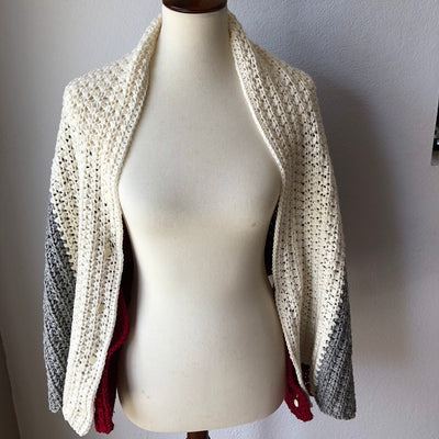 Multi-Functional Wrap Crochet Kit