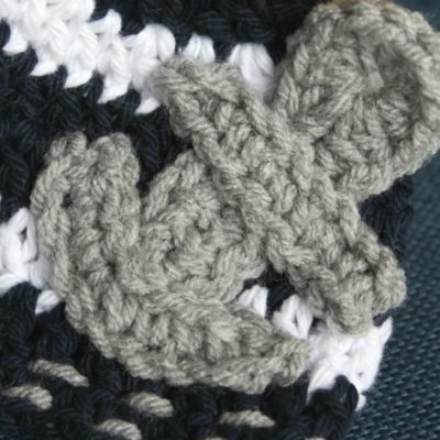 Newborn Nautical Hat Crochet Pattern