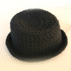 Newborn Top Hat Crochet Pattern