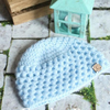 Puff Newborn Hat Crochet Pattern