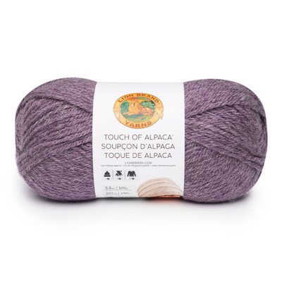 Lion Brand Touch of Alpaca Coupon Deal