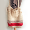 Fringe Shopping Bag Crochet Kit