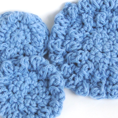 Scrubbie Crochet Pattern Washcloths
